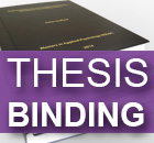 Thesis Binding Button