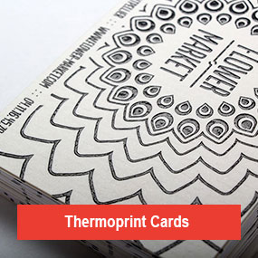 Thermo Business Cards